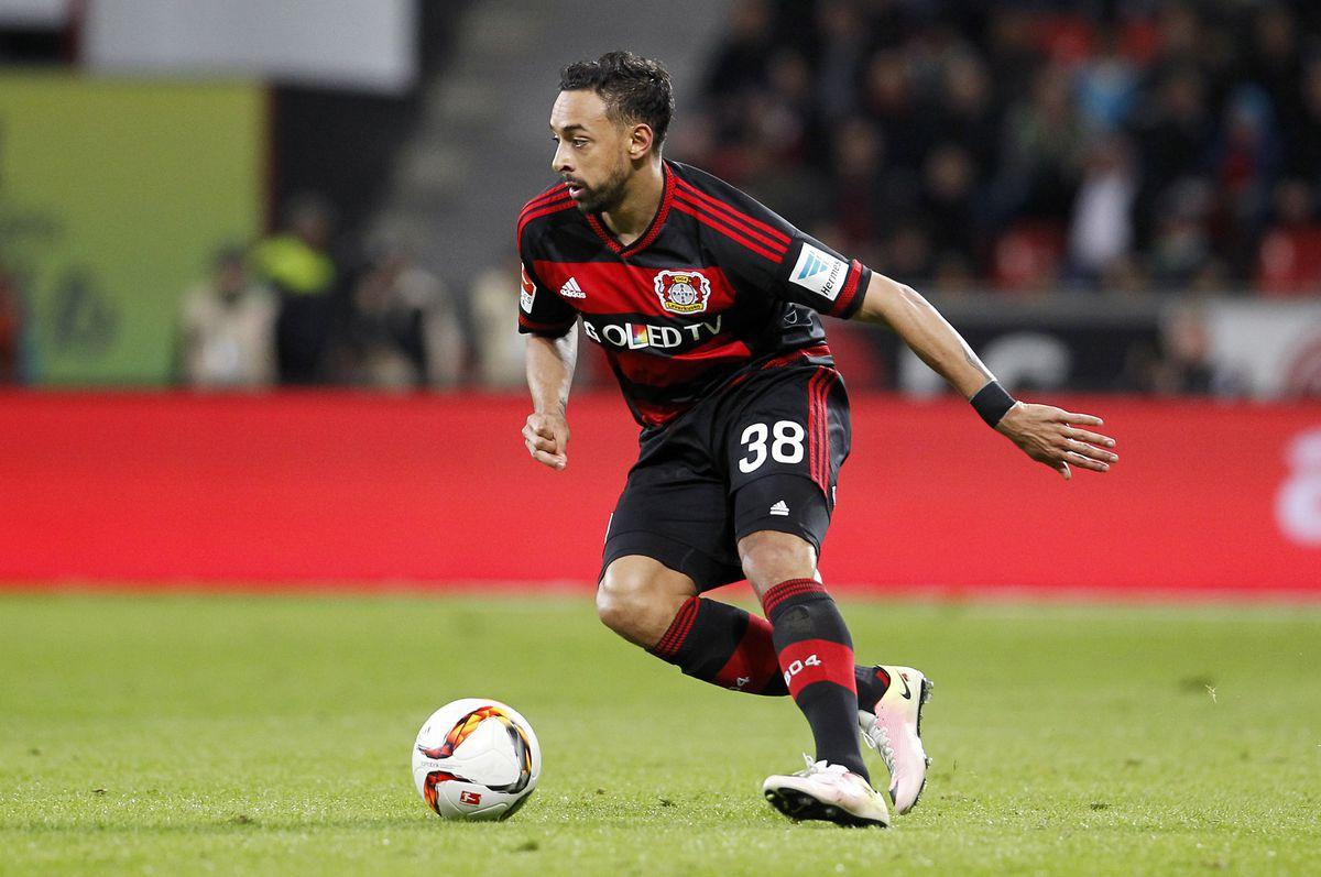 Bayer Leverkusen v VfL Wolfsburg - Bundesliga