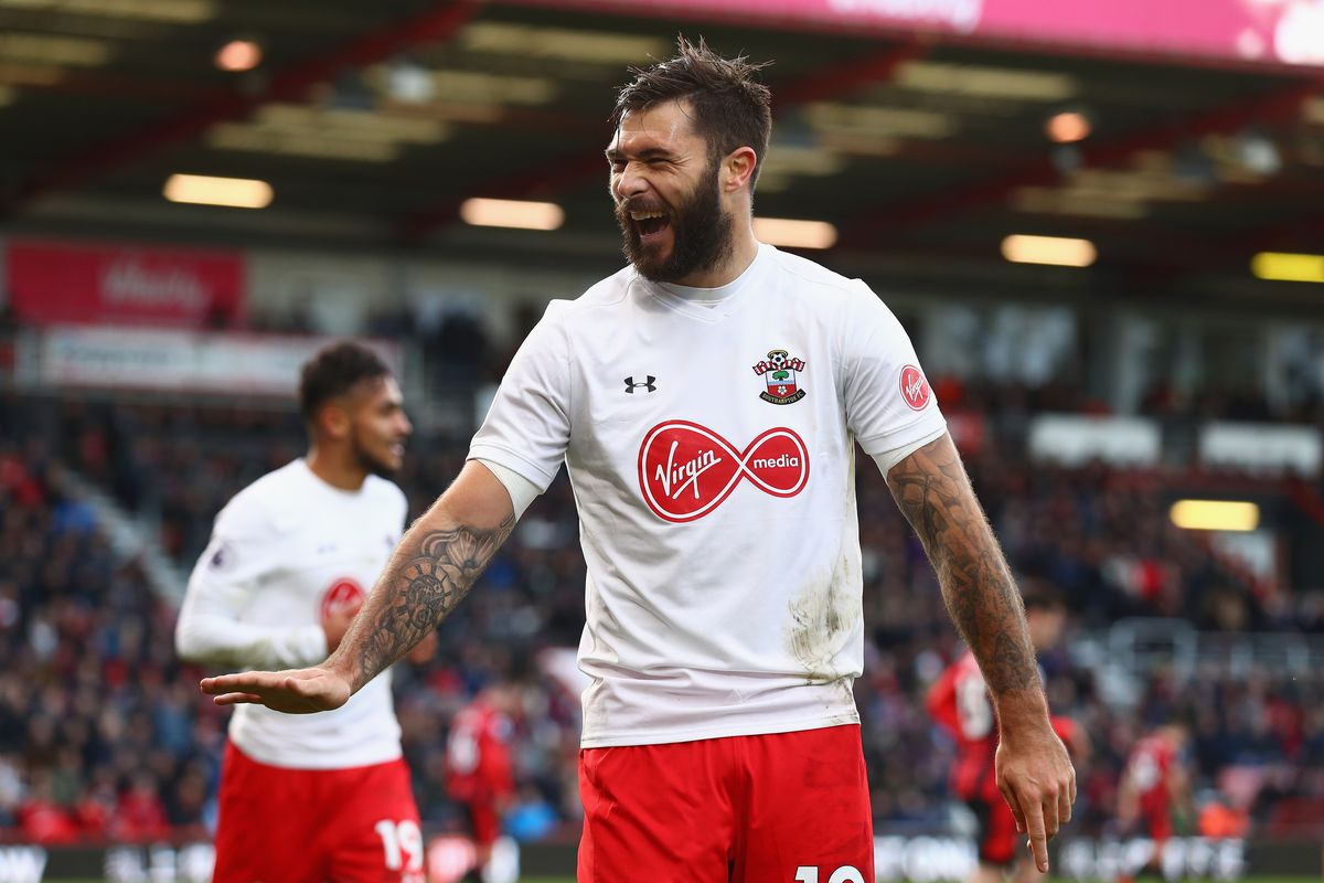 Southampton take on South Coast rivals AFC Bournemouth today at St. Mary's. Last season, Charlie Austin scored against the Cherries for the Saints and celebrated in front of opposition fans.