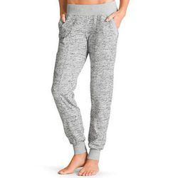 """Wear <strong>Athleta</strong>'s No Sweatin' It Pant, <a href=""""http://athleta.gap.com/browse/product.do?cid=1000471&vid=1&pid=944845002"""">$89</a>, as a play on the sweats trend. To make them more office appropriate, pair them with strappy stilettos and don'"""