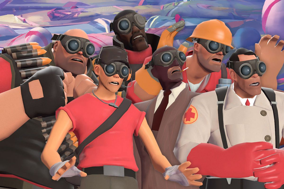 Team Fortress 2 adding Oculus Rift VR support (update) - Polygon