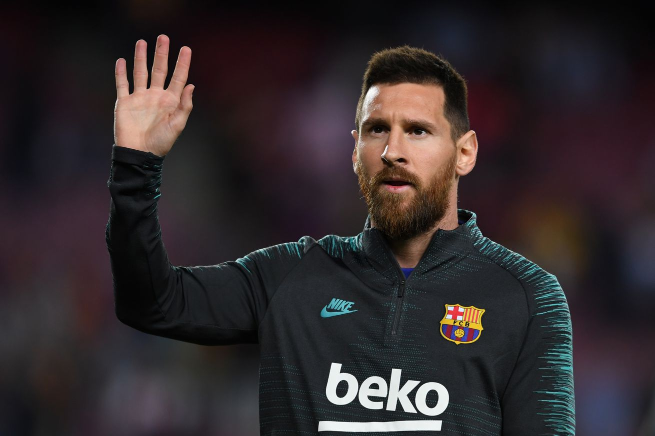 Sevilla the perfect opponents for Messi