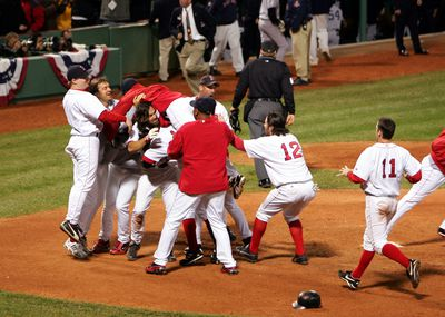 ALCS: Yankees v Red Sox Game 5