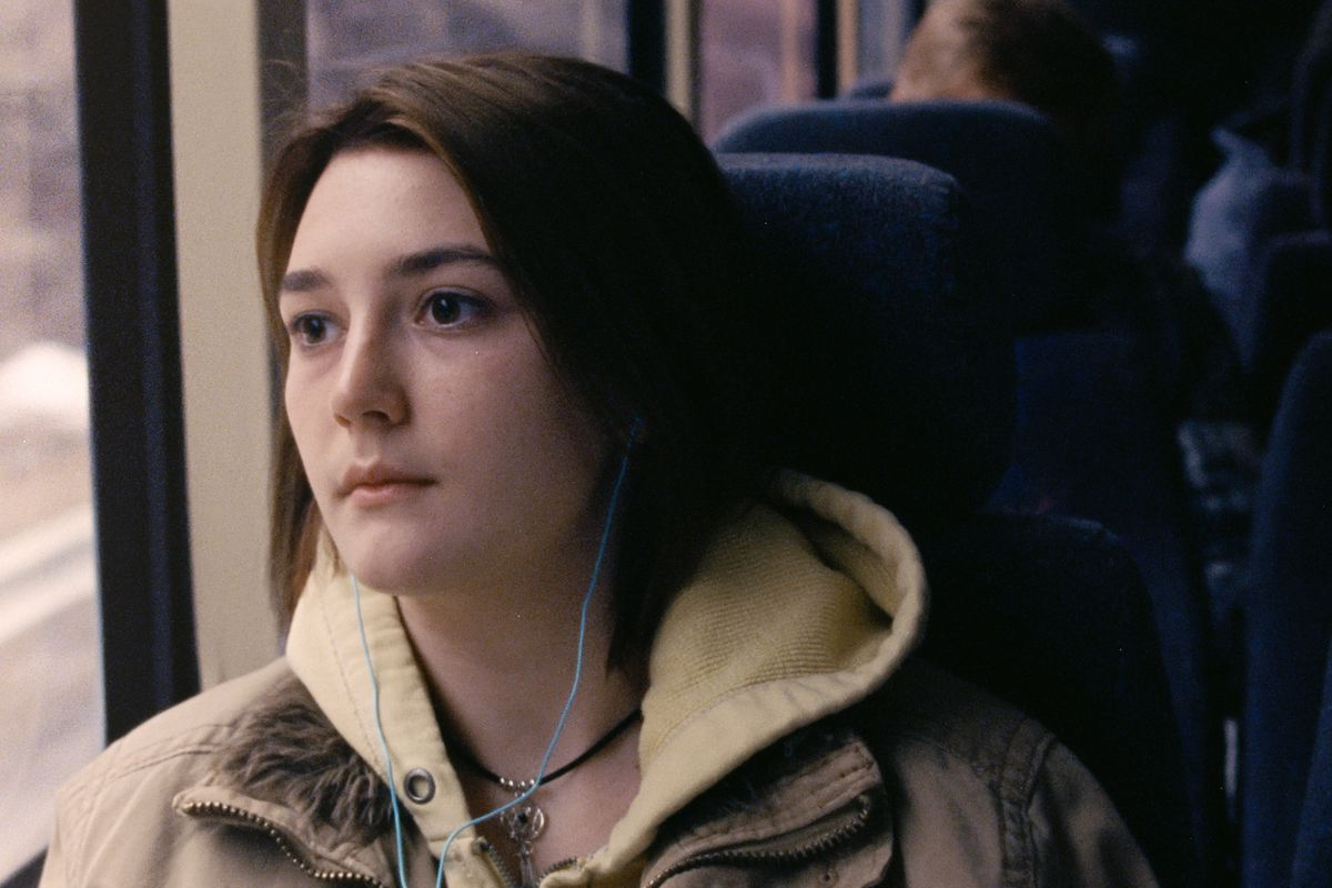 """Sidney Flanigan is shown in a scene from """"Never Rarely Sometimes Always."""" The film was nominated for seven Independent Film Spirit Awards including one for best feature."""