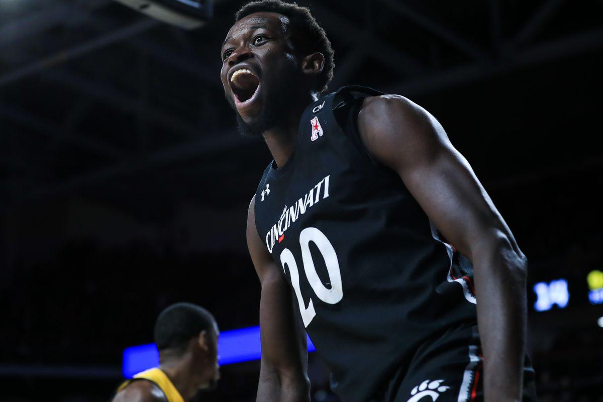 NCAA Basketball: Wichita State at Cincinnati