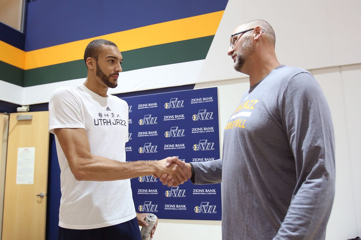 Utah Jazz Reunited 97 Western Conference Champs
