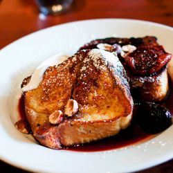 """French toast from Camino by <a href=""""http://www.flickr.com/photos/54166110@N03/5071810323/in/pool-520531@N21/"""">tastingsf</a>"""