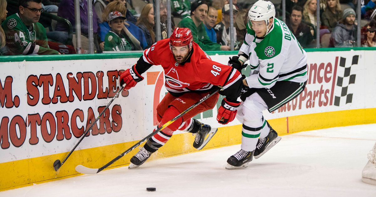 Dallas Faces Carolina at Home in First of Two February Matchups