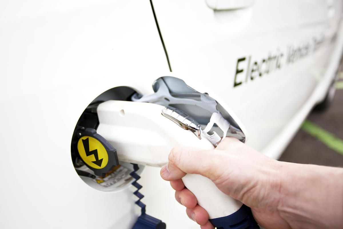 """At the state's first ever symposium to address energy and Utah's air quality issues, Rocky Mountain Power announced it is launching an energy initiative that includes helping to put 20,000 electric cars on Utah highways and crafting the state's first """"zer"""