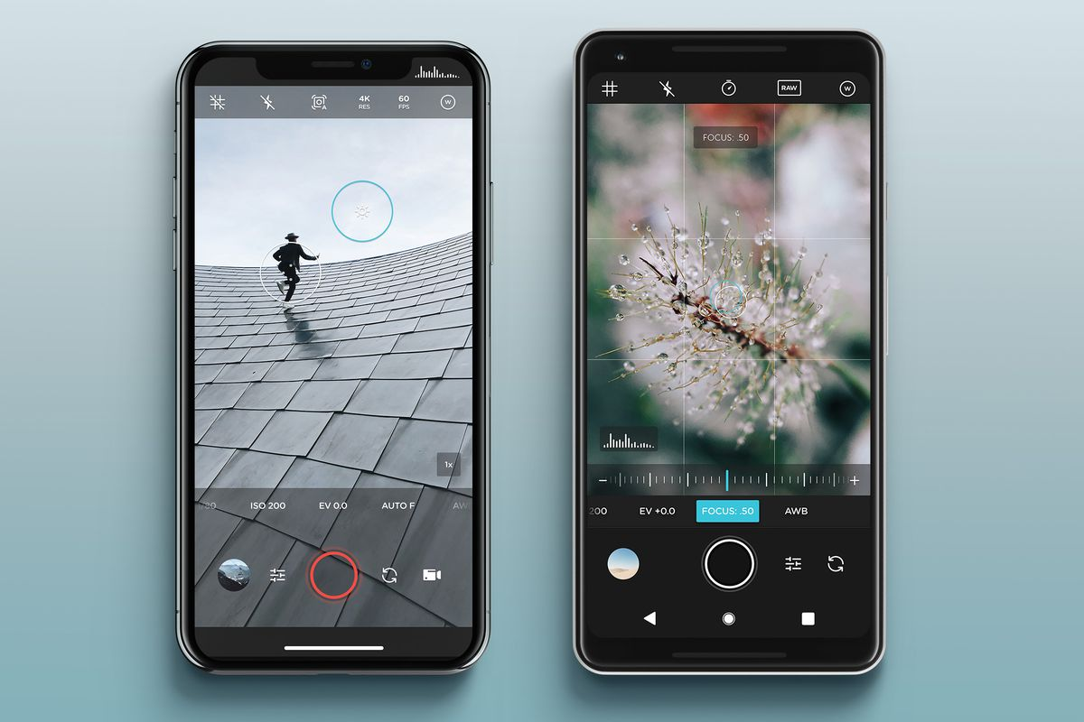 Moment adds 'pro' shooting features to its iOS and Android camera