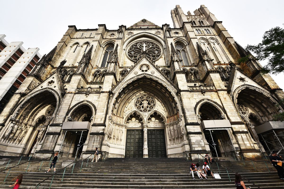 cathedral of st john the divine finally becomes a nyc landmark