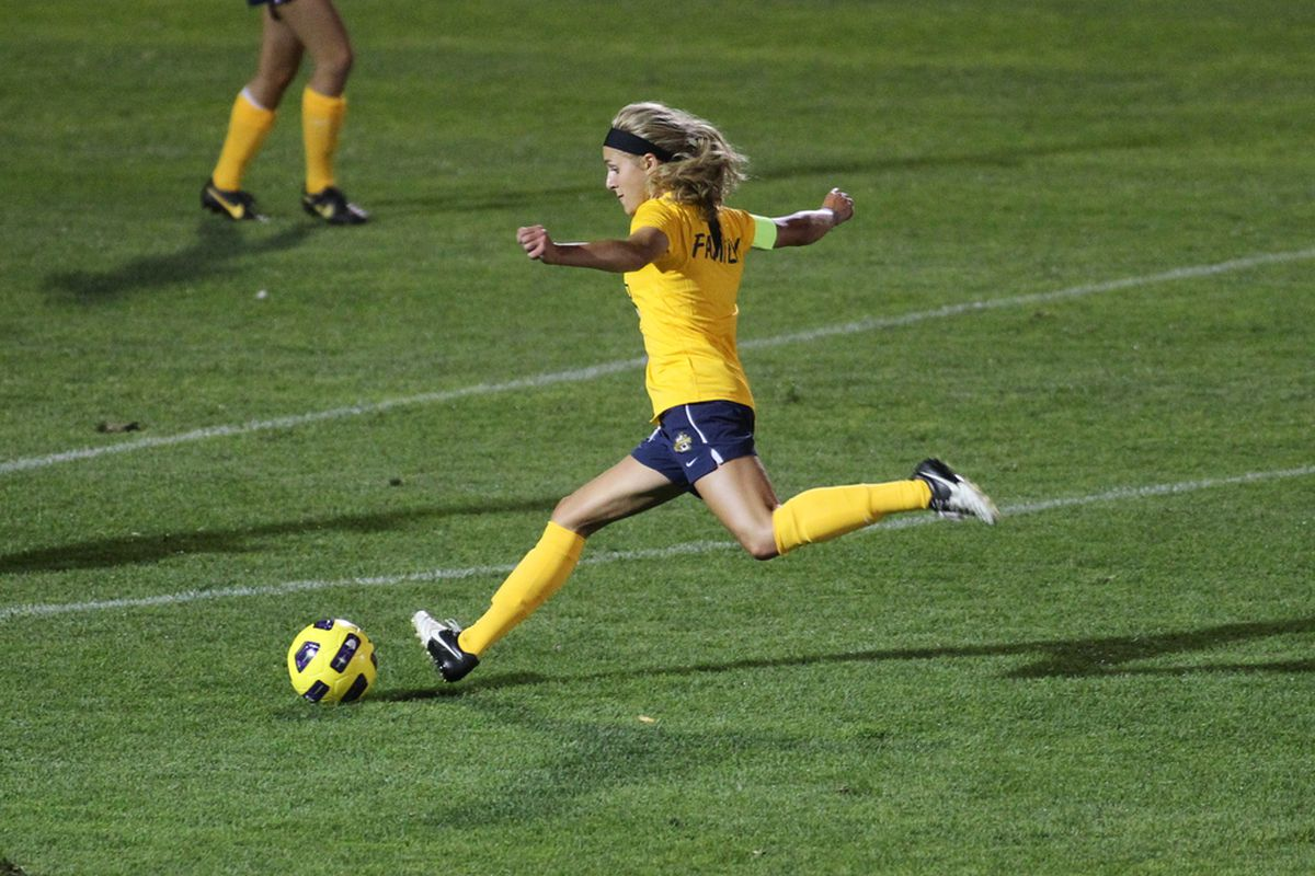 Jacie Jermier wrapped up her collegiate career with an all-Big East First Team nod.