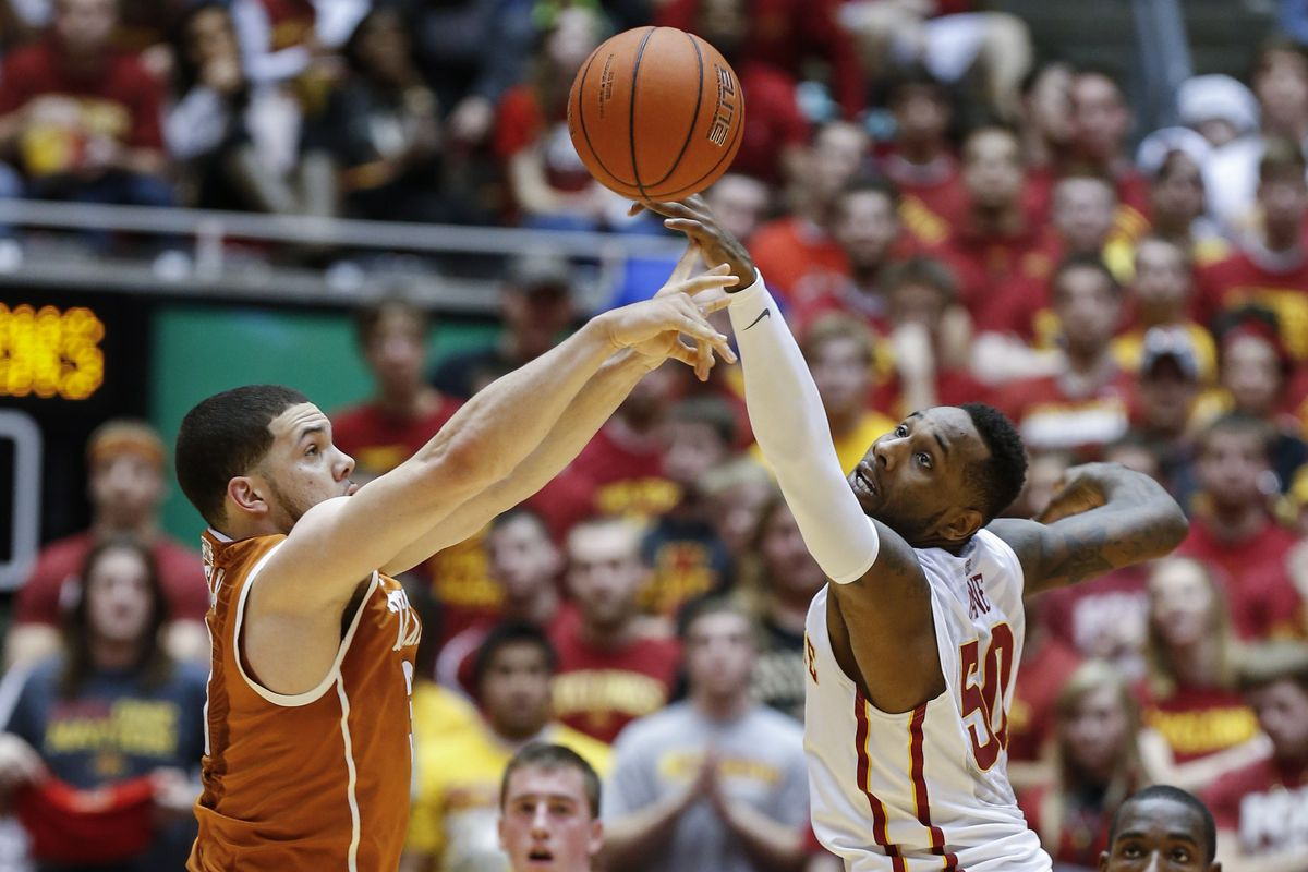 The Longhorns had no answers for DeAndre Kane.