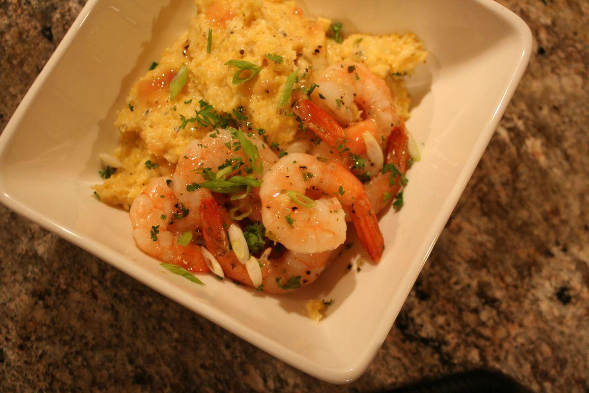 shrimp & grits 7