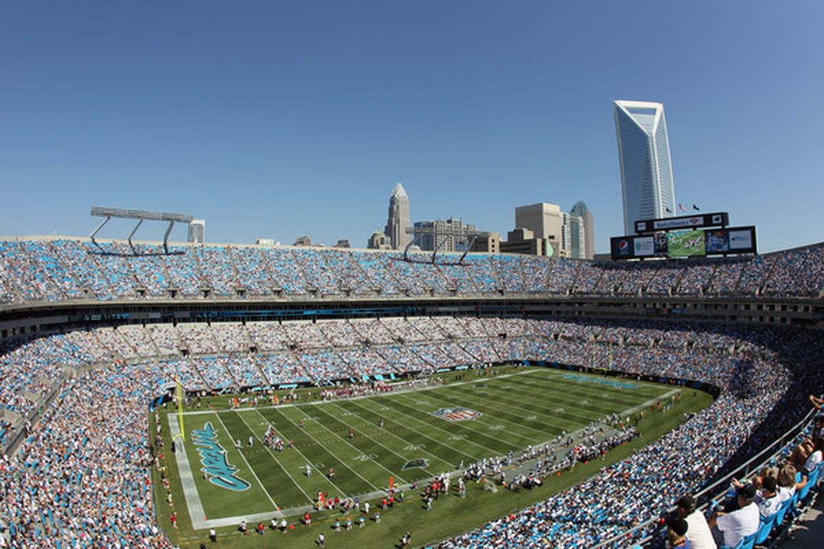 Going to Charlotte? Make sure to buy your tickets through USF. That way everyone wins.