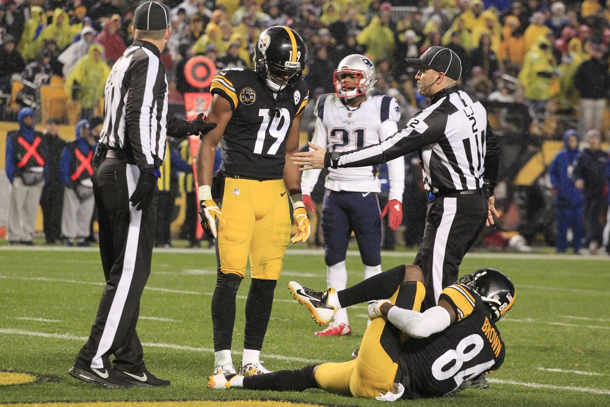 Antonio Brown Is Fueling The Steelers To Be Even Better Without