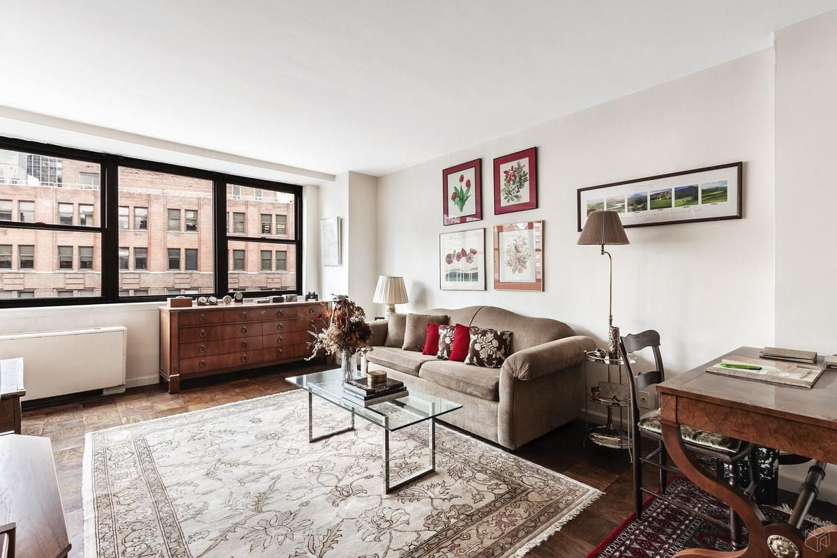 How Much For A Light Filled Murray Hill Studio With Chrysler Building Views