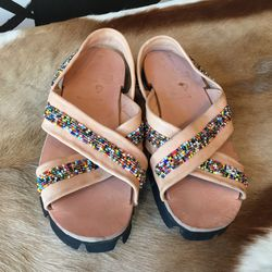 Tyre sandals, $85