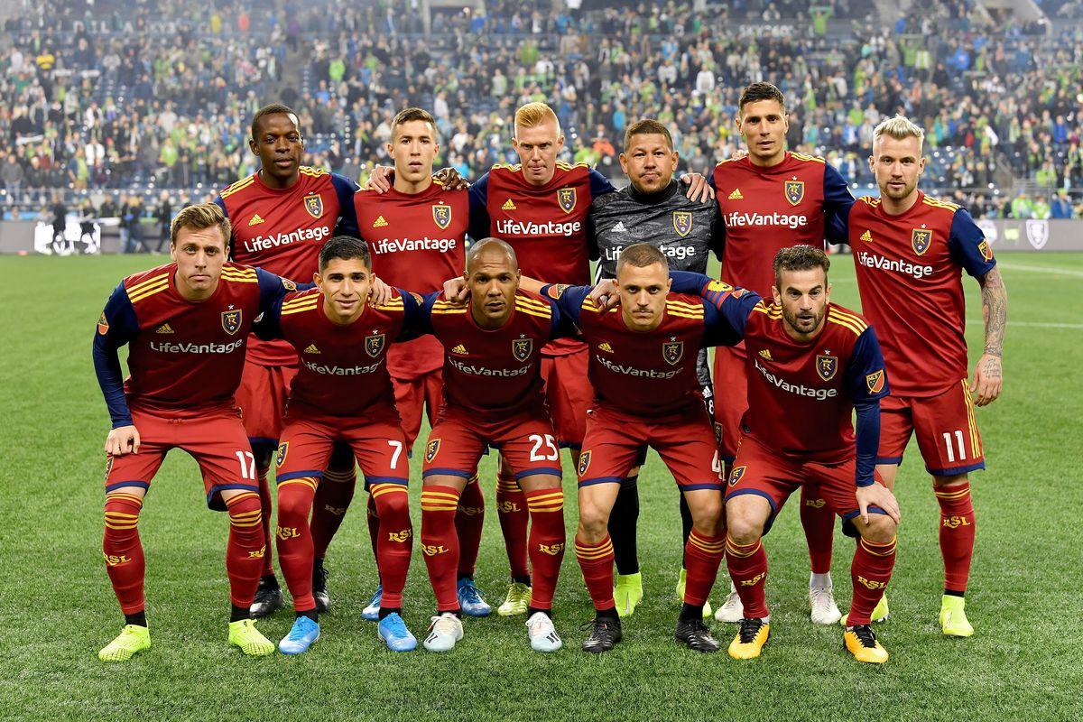 Real Salt Lake v Seattle Sounders FC - Western Conference Semifinals