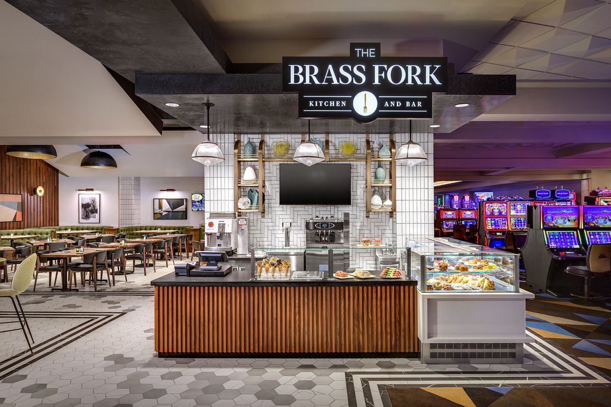 The Brass Fork