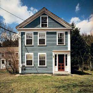 <p>The Carlisle house</p>