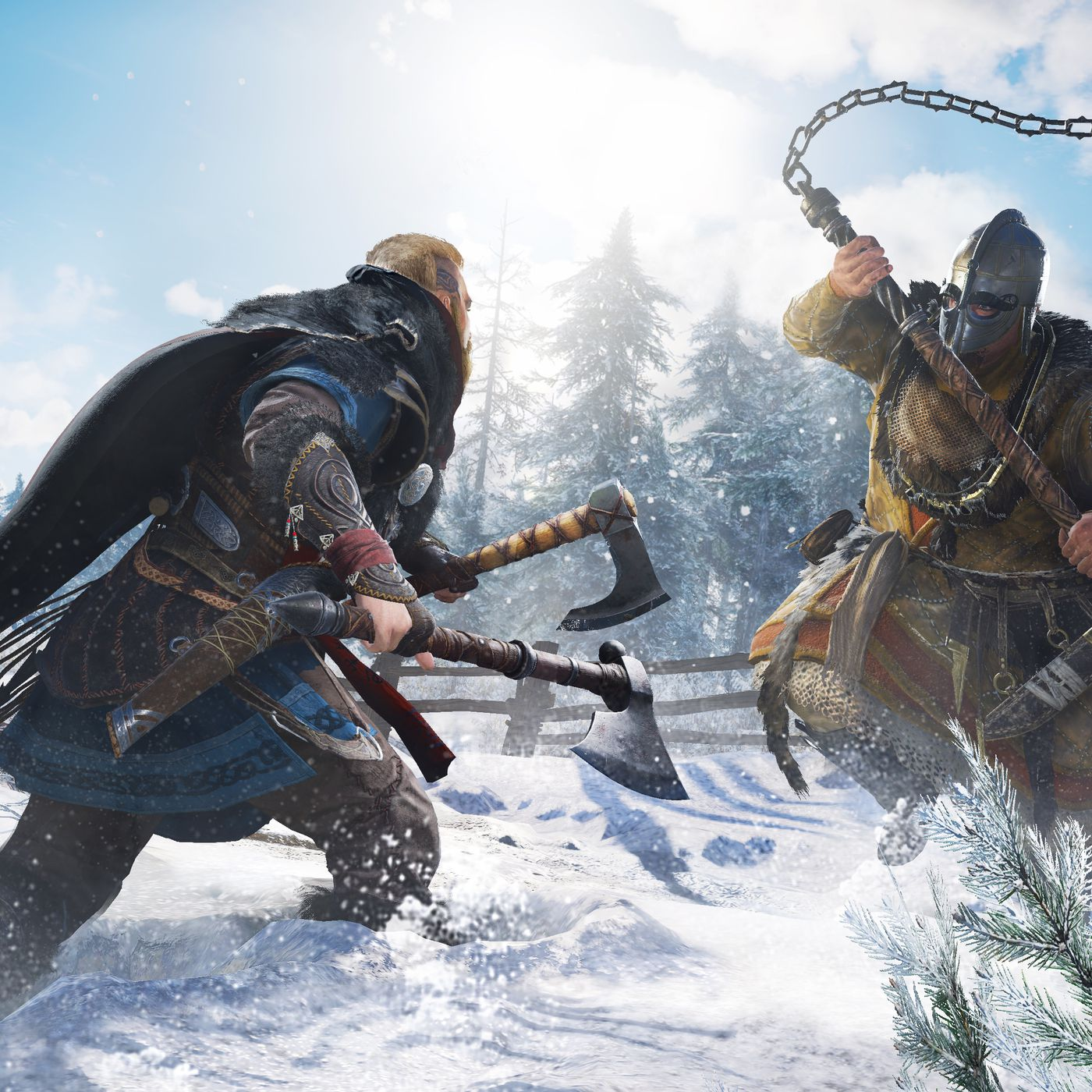 Assassin S Creed Valhalla Trailer Release Date Platforms