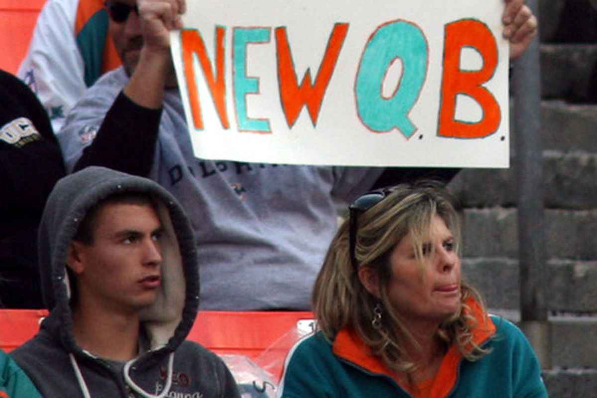 Because of the lockout, some Dolphin fans might not get their wish in 2011.