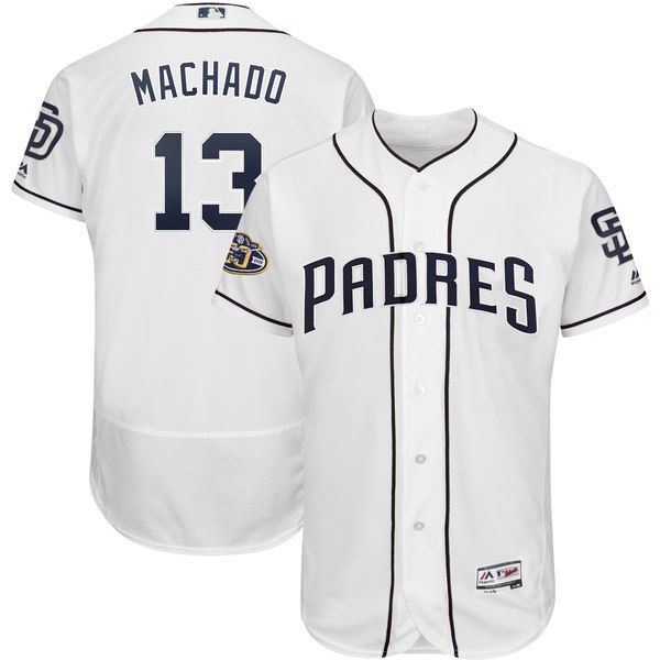 the best attitude 32437 66771 Manny Machado signs with Padres: Here's what his new jersey ...
