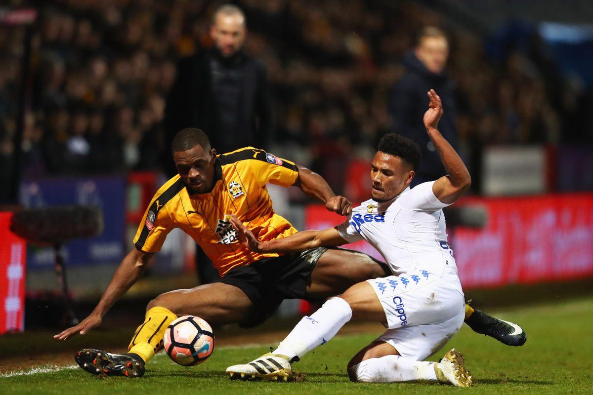 Cambridge United v Leeds United - The Emirates FA Cup Third Round