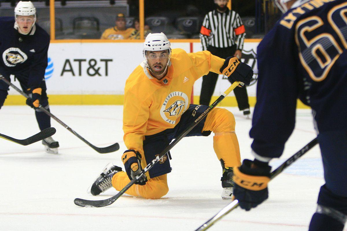 NHL: JUN 29 Predators Future Stars Game