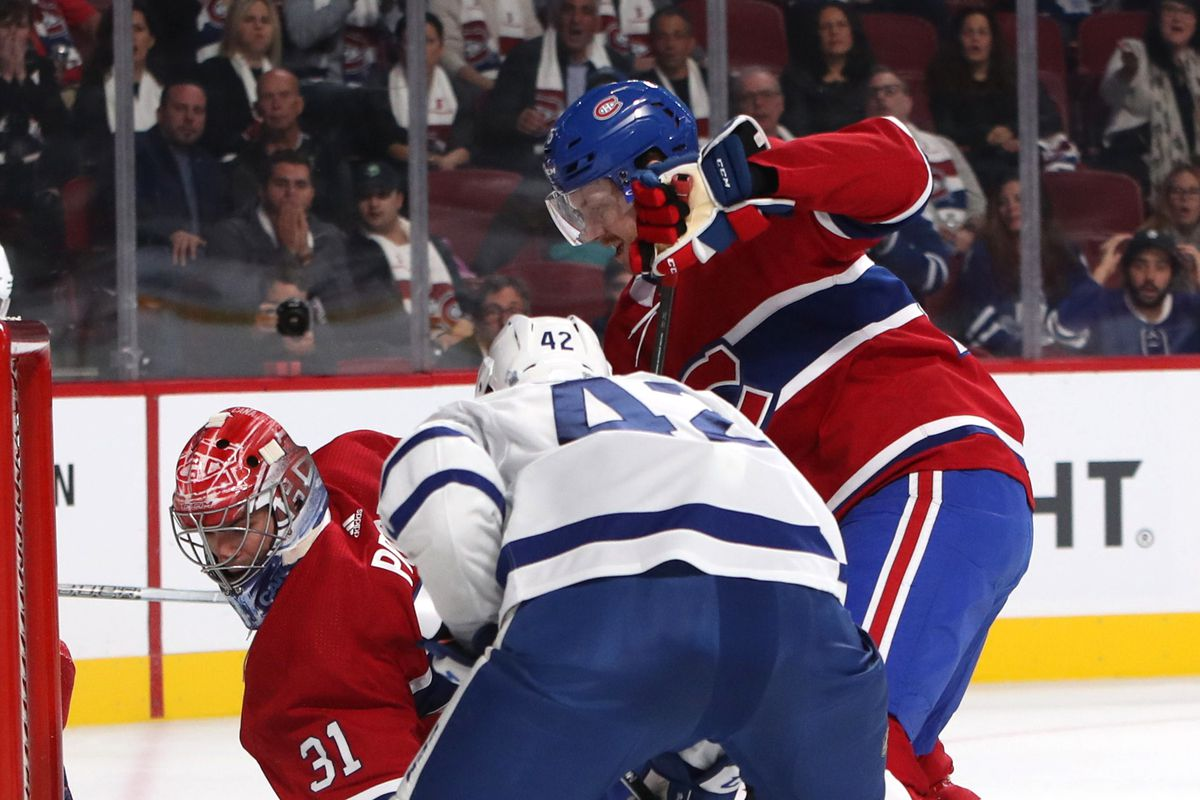 Canadiens Vs Leafs Top Six Minutes Habs Score Three But Fall In Ot Eyes On The Prize