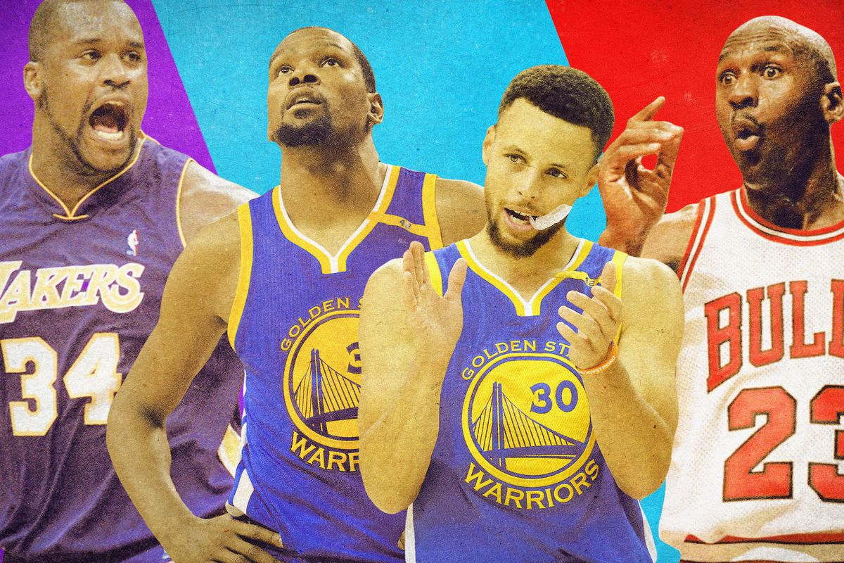 time will determine whether these warriors are the greatest team