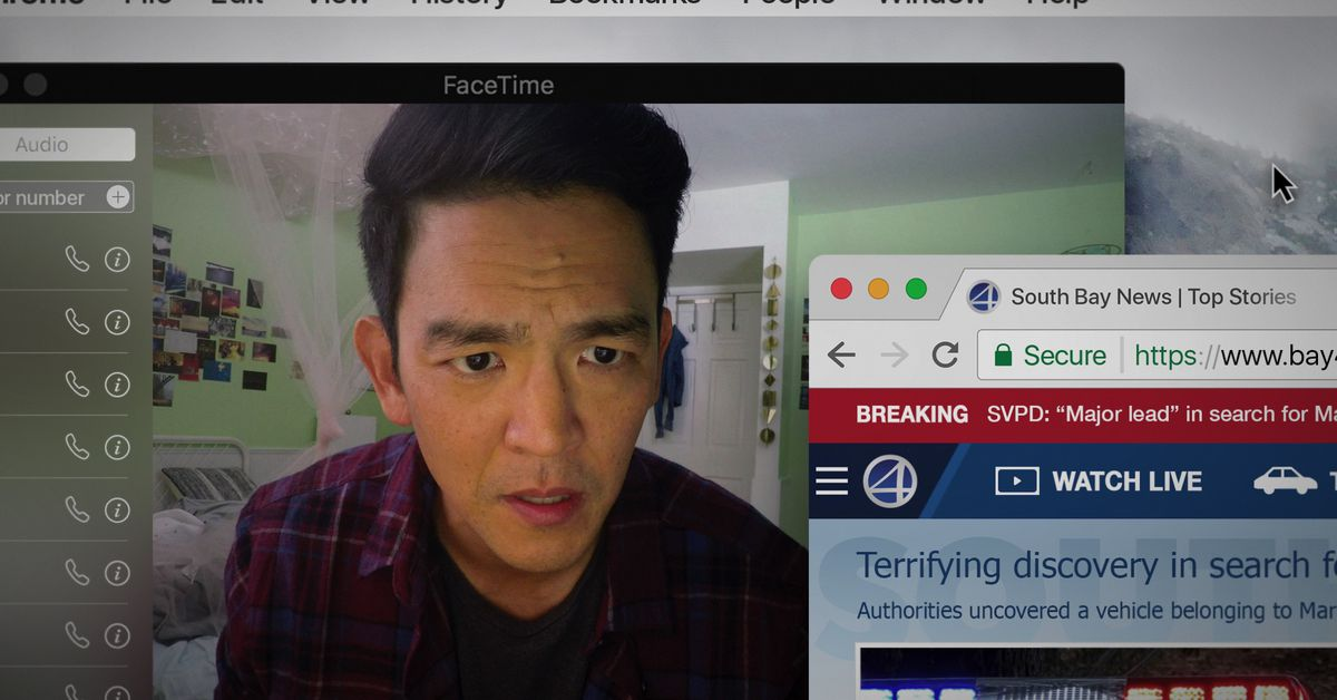 How Searching Star John Cho Became Convinced Computer