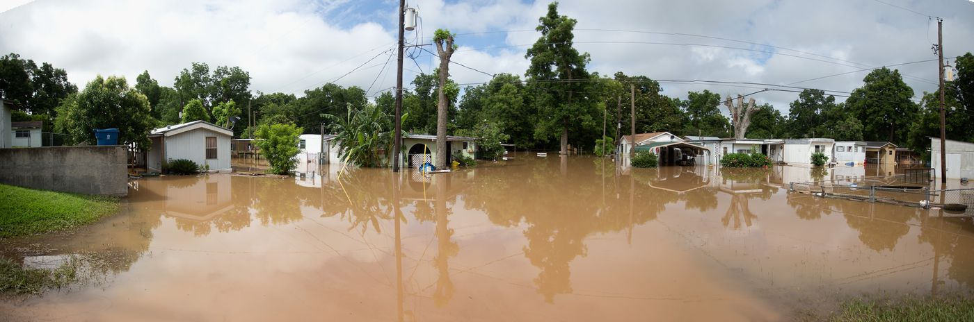 """The """"500-year"""" flood, explained: why Houston was so"""