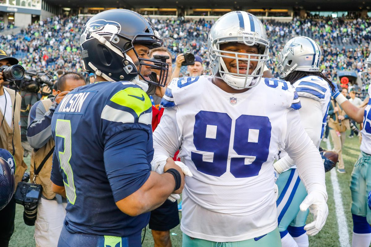 NFL: Dallas Cowboys at Seattle Seahawks