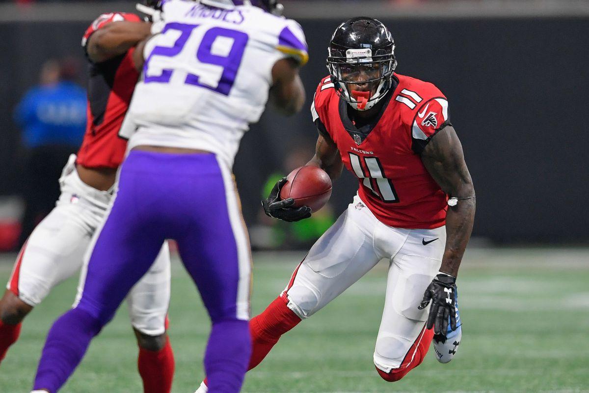 NFL: Minnesota Vikings at Atlanta Falcons