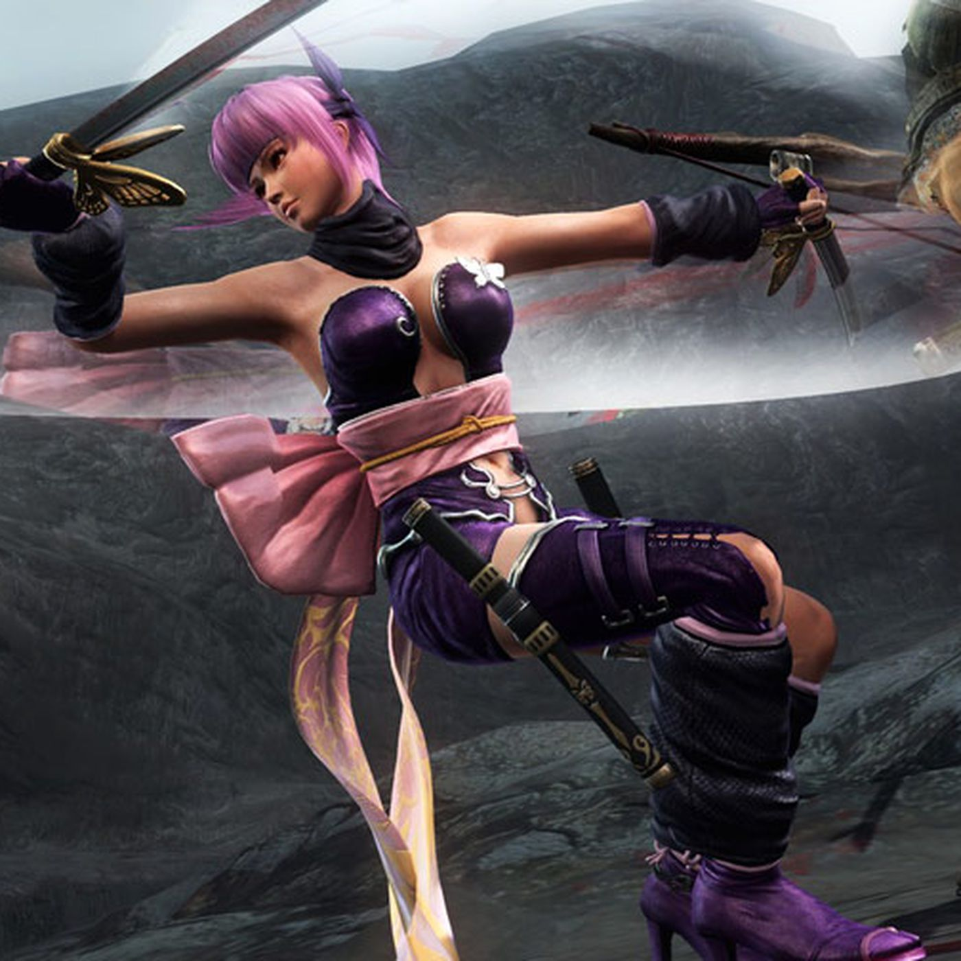 Ninja Gaiden 3 Razor S Edge For Wii U Comes To Australia May 11 Polygon