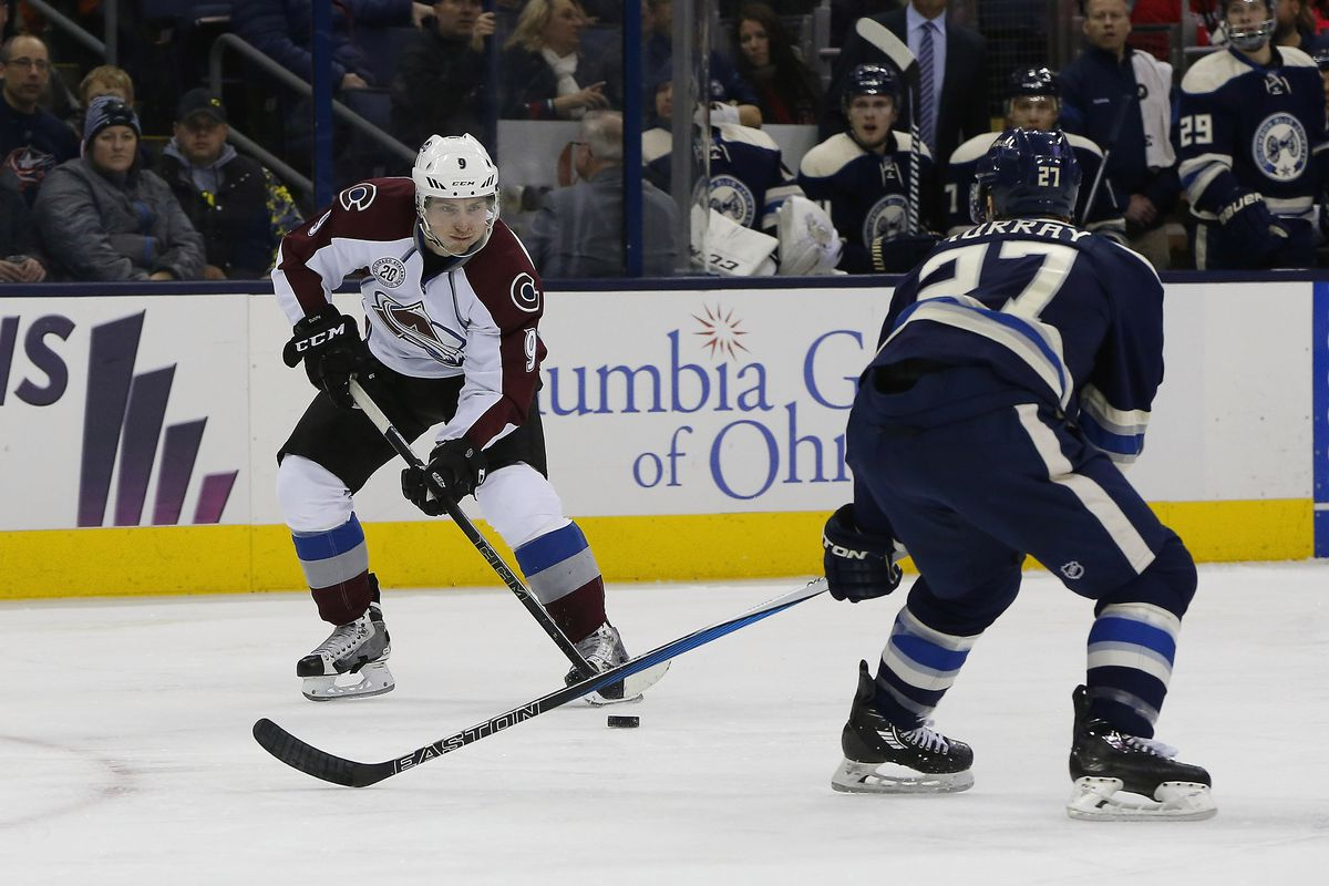 NHL: Colorado Avalanche at Columbus Blue Jackets