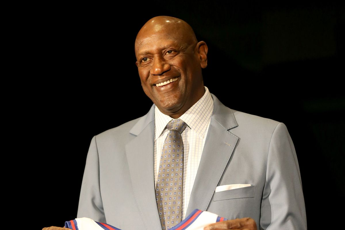 Spencer Haywood finally inducted into the Hall of Fame Sonics