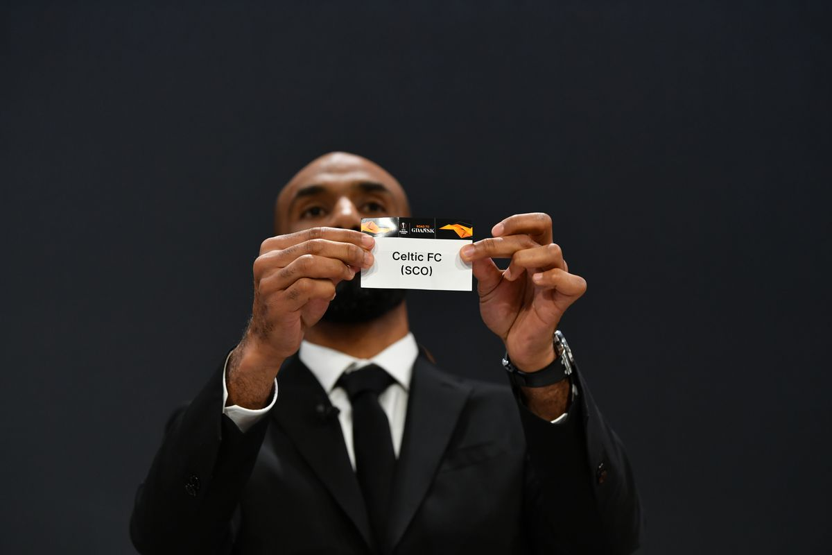 UEFA Europa League 2019/20 Round of 32 Draw