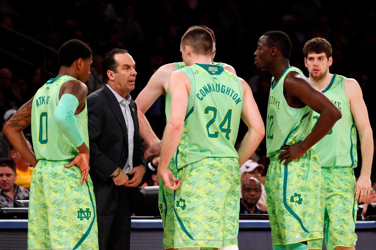 Notre Dame, your zubaz.... woof.