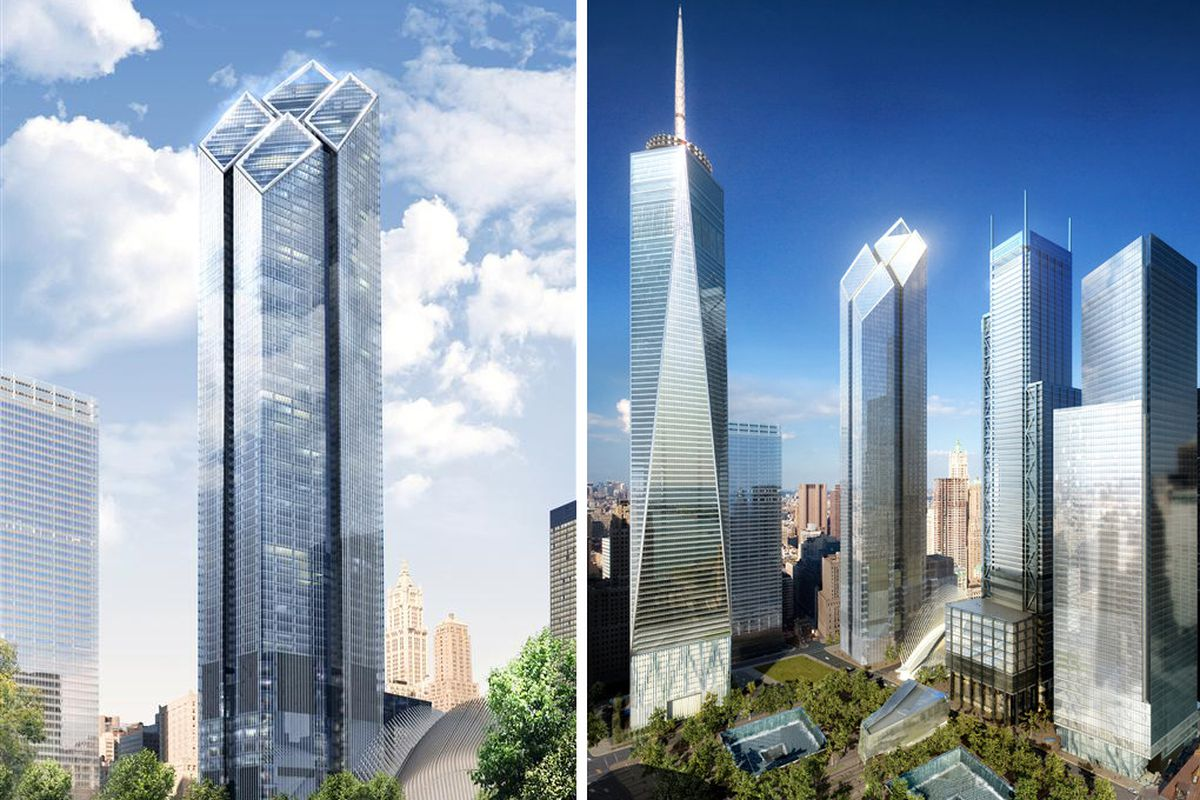 2 World Trade Center Shows Sig...