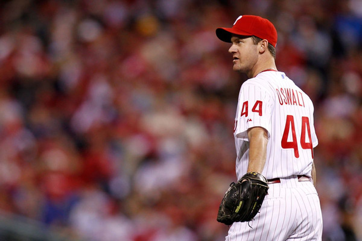 """Don't be afraid to put on a glove and then """"glove bump"""" the Reds' unlikely future #3 starter."""