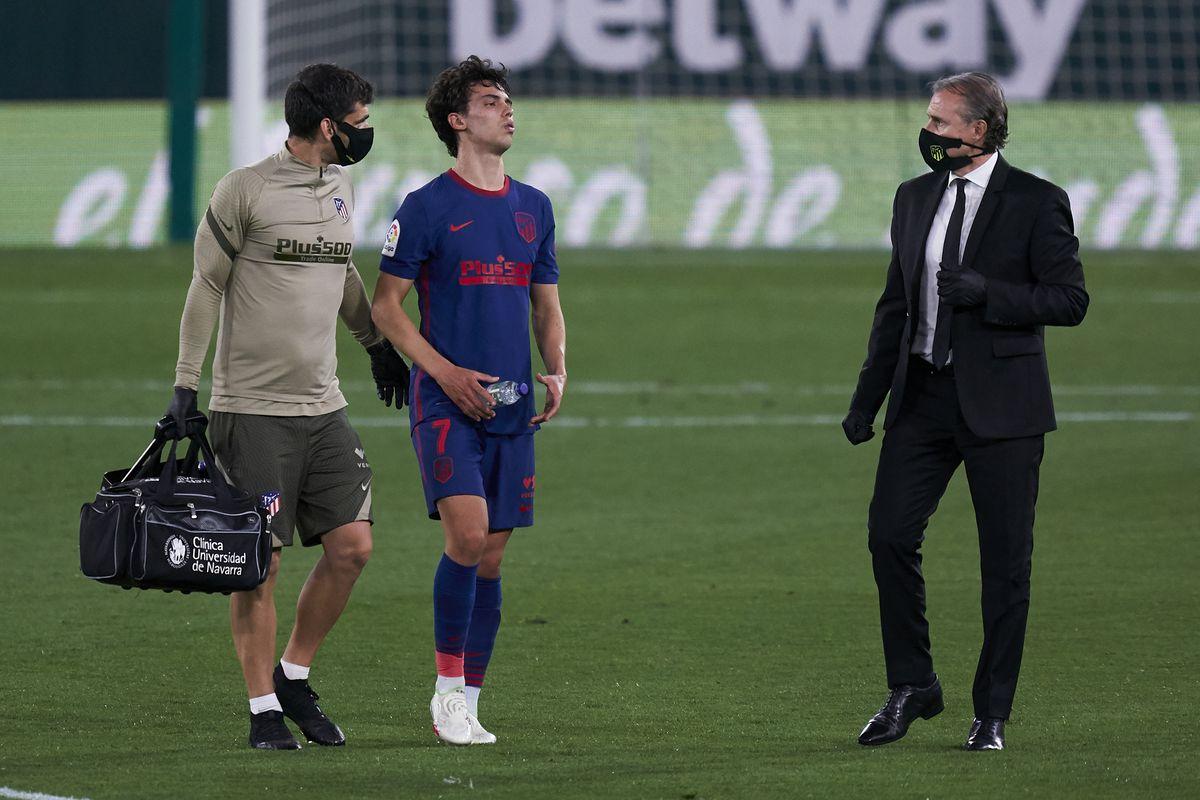 Real Betis v Atletico de Madrid - La Liga Santander