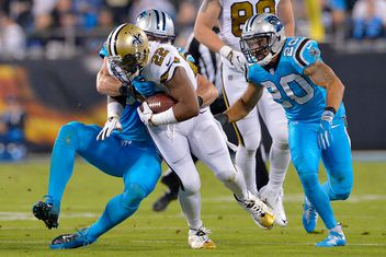 9caa65a4f Jersey New Orleans Saints Opponent Preview Carolina Panthers .