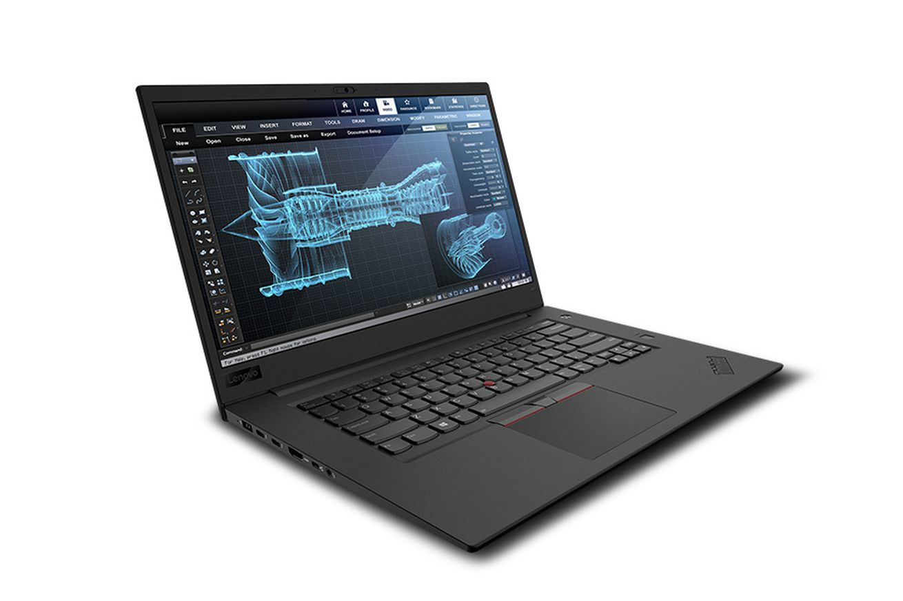lenovo made a super thin laptop for people who travel for work