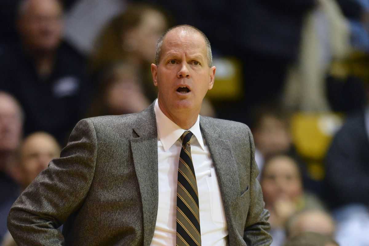 Tad Boyle and Colorado will start conference play tomorrow night down in Tucson against Arizona.