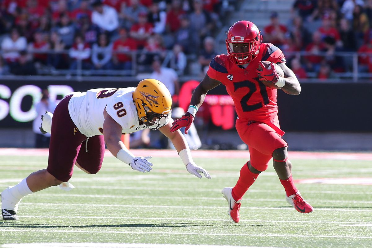 cheap for discount 0c656 089f4 2019 NCAA Division I College Football Team Previews: Arizona ...