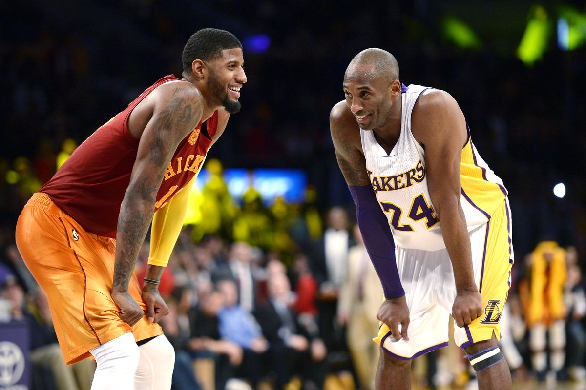 George, Thunder demolish Lakers