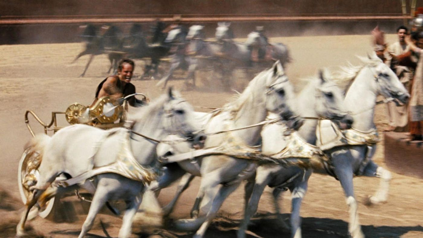 25 things you didn't know about 'Ben-Hur' - Deseret News