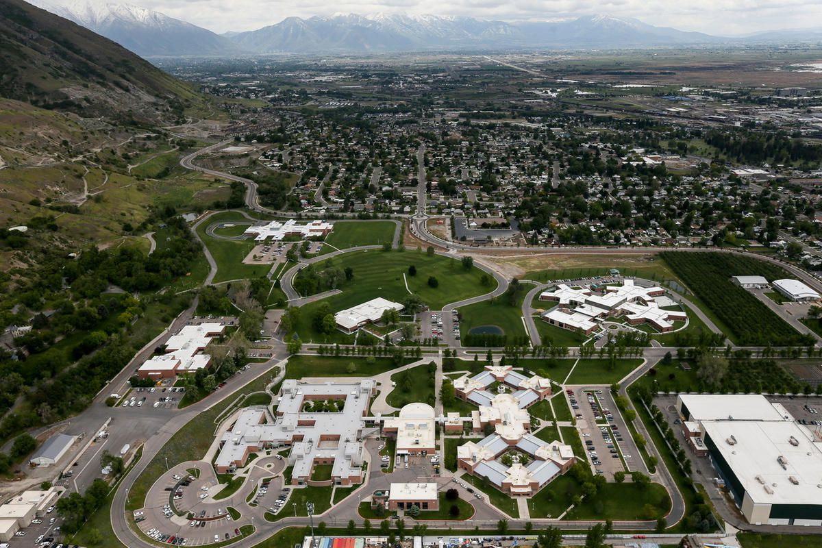 The Provo in Utah State Hospital on Thursday, May 18, 2017.